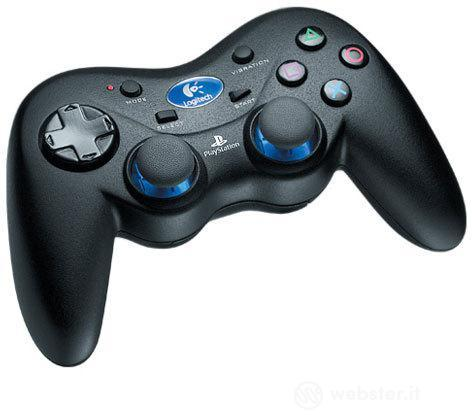 LOGITECH PS2 Gamepad Action C. Cordless