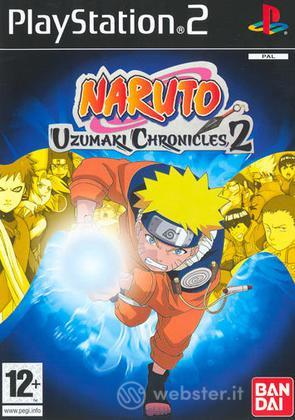 Naruto Uzumaki Chronicles 2