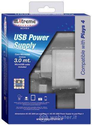 Alimentatore USB AC-DC 220V PS4