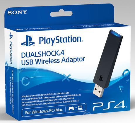 Sony Dualshock 4 USB Wireless Adaptor PC