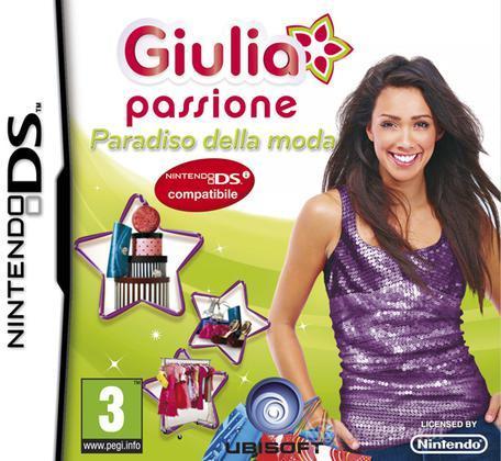 Giulia Passione Paradiso della Moda