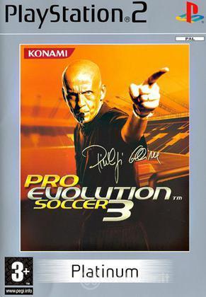 Pro Evolution Soccer 3 PLT