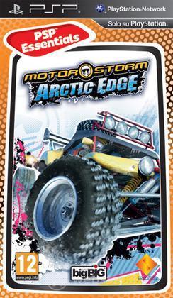 Essentials Motorstorm Arctic Edge