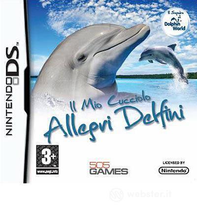 Il Mio Cucciolo Allegri Delfini