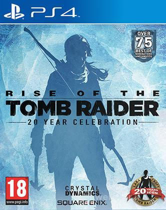 Rise of Tomb Raider 20 Y Celebr.MustHave