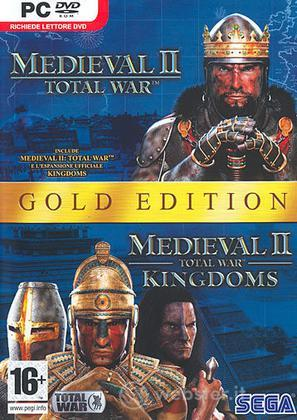 Medieval 2 Gold Pack