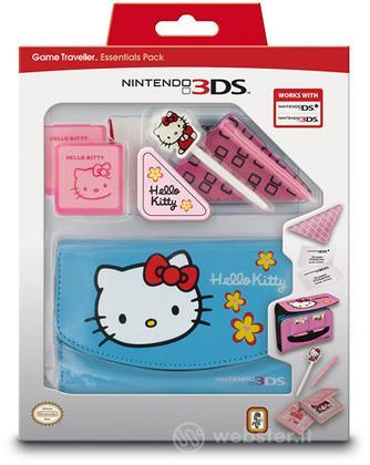 Hello Kitty Pack Blue ufficiale Nintendo