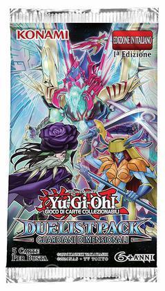 Yu-Gi-Oh! Duelist Pack Guardiani Dimens.