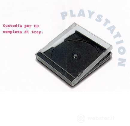 PS Cd Case Playstation
