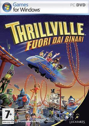 Thrillville Fuori Dai Binari