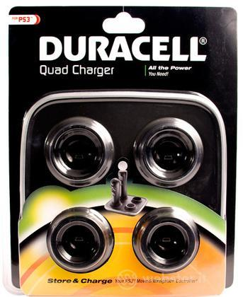 Base di ricarica Move Quad Charger PS3