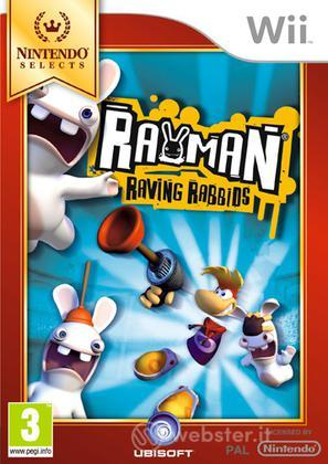 Rayman Raving Rabbids Selects