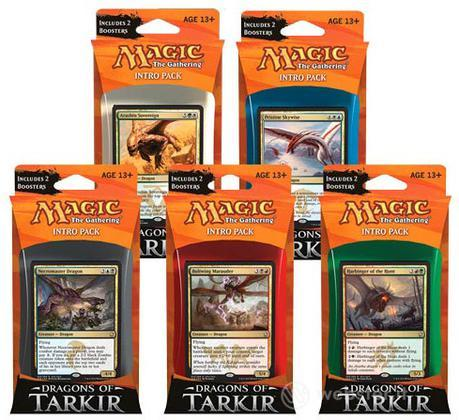 Magic Draghi di Tarkir Intro Pack