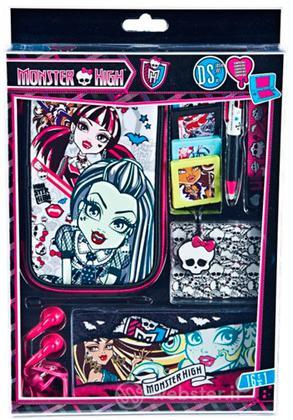 Kit 16 Accessori Monster High All DS