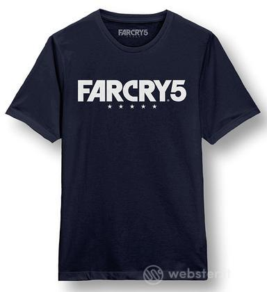 T-Shirt Far Cry 5 Logo S