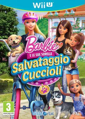 Barbie e sorelle: Salvataggio Cuccioli