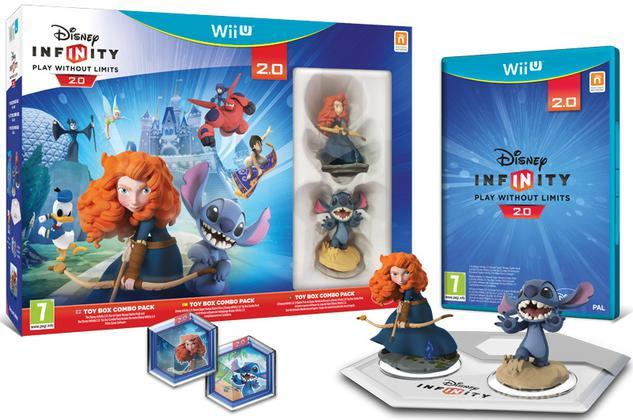 Disney Infinity 2 Originals Starter Pack