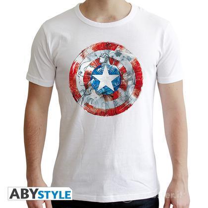 T-Shirt Marvel - Capt. America M