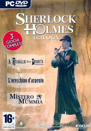 Sherlock Holmes Trilogy