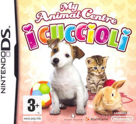 My Animal Center -  I Cuccioli