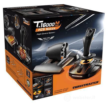 THR - T-16000M FCS Hotas