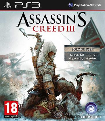 Assassin's Creed III D1 Bonus Edition