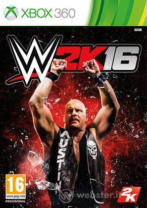 WWE 2K16