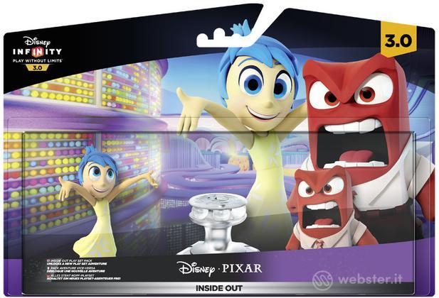 Disney Infinity 3 PlaysetPack InsideOut