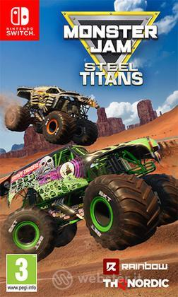 Monster Jam Steel Titan