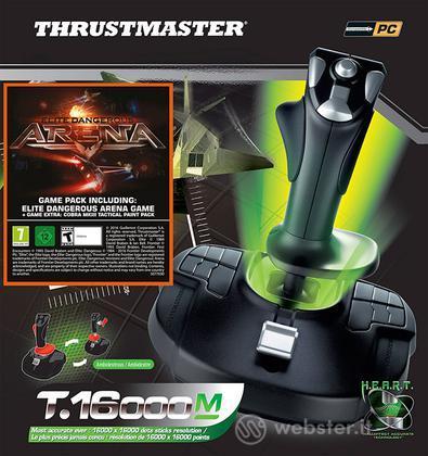 THR-JOYSTICK T-16000M+Elite Danger.Arena