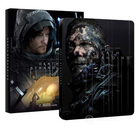 Death Stranding Steelbook Edition