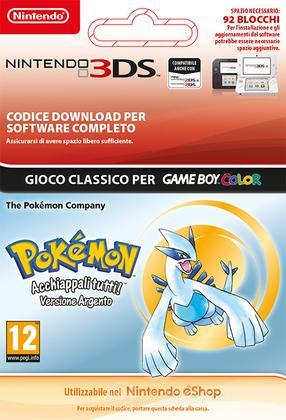 Pokemon Silver Version Italian
