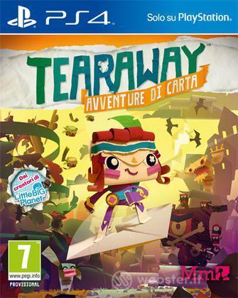 Tearaway: Avventure di Carta
