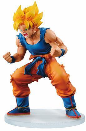 Figure Dragonball Goku SS Battle Ed. (3)