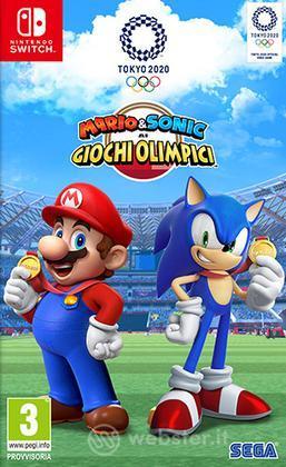 Mario&Sonic Giochi Olimpici di Tokyo2020