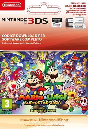 Mario&Luigi Supers.Saga Bowsers Minions
