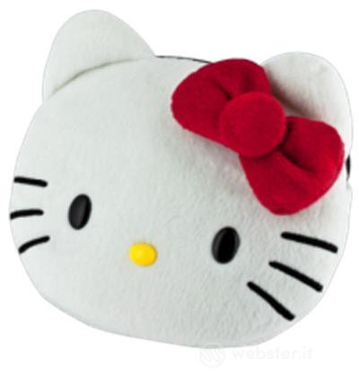 Borsa Hello Kitty con peluche