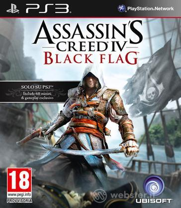 Assassin's Creed 4 Black Flag Bonus Ed.