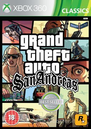 GTA San Andreas (UK)