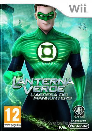 Lanterna Verde: L'ascesa dei Manhunters