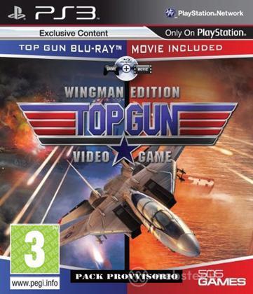 Top Gun Hybrid Game + Movie