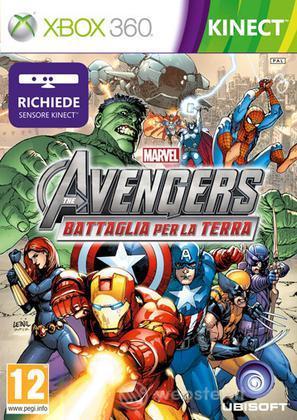 Marvel Avengers Battaglia per la Terra