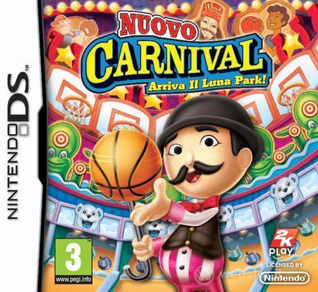 Nuovo Carnival Arriva il Luna Park