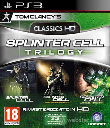 Splinter Cell HD Trilogy Classic