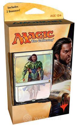 Magic Amonkhet planeswalker Mazzo
