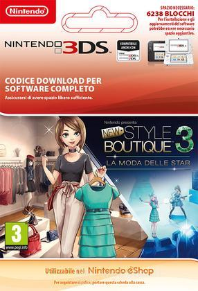 Nintendo Presents: New Style Boutique 3