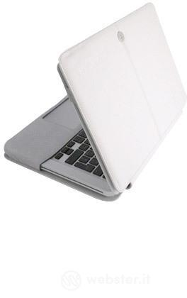 """Glamour Bag for Macbook Pro 13"""" White"""