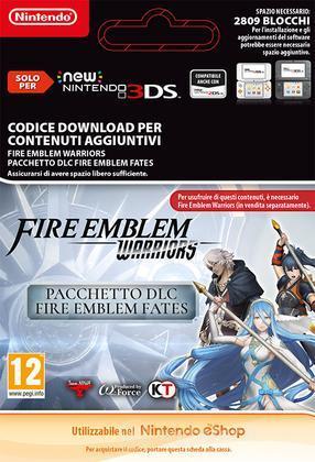 FE Warriors: Fire Emblem Fates Pack