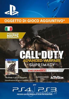 COD: Advanced Warfare DLC Supremacy