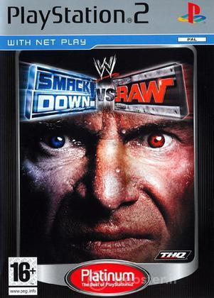 WWE Smackdown vs Raw [UE]